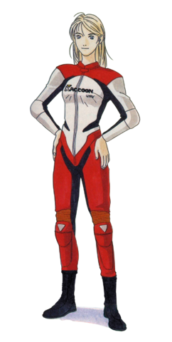 File:BIOHAZARD 1.5 concept artwork - Elza Walker early standard outfit reconstruction transparent.png