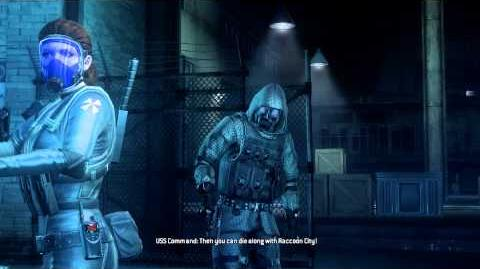 Resident Evil Operation Raccoon City all cutscenes - Against Umbrella (Vector)