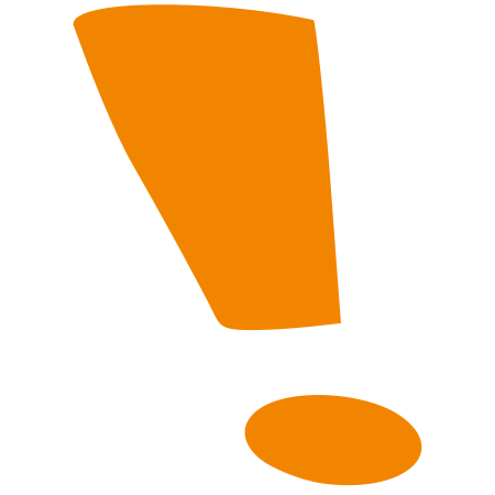 File:Orange exclamation mark.png