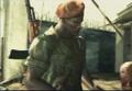 KAZ soldier