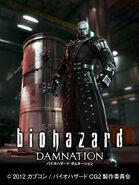 Biohazard Damnation official website - Wallpaper D - Feature Phone - dam wallpaper4 240x320