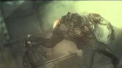 "Resident Evil Operation Raccoon City all cutscenes - The Terrible Power of ""G"""