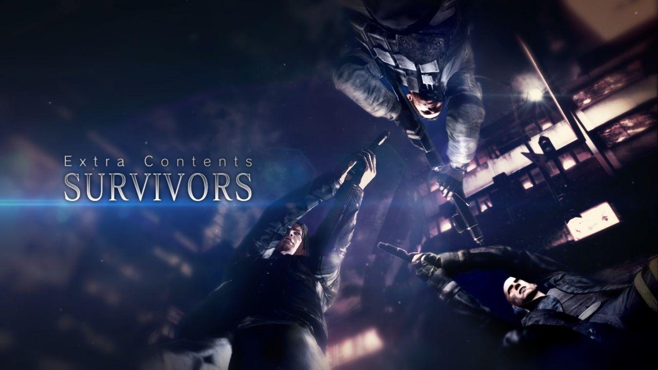 Survivors RE6