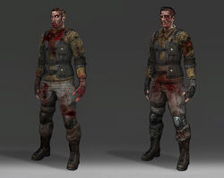 Operation Raccoon City gallery - Concept Item 073
