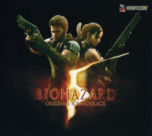 File:BIOHAZARD 5 ORIGINAL SOUNDTRACK.jpg