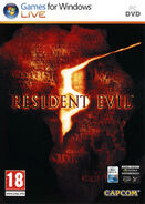 RE5 Europe PC