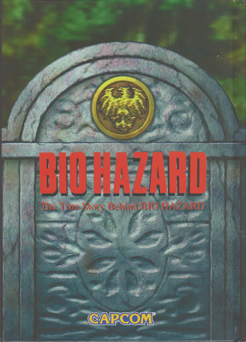 File:BIO HAZARD The True Story Behind BIO HAZARD - inner front cover.png