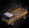 A truck (lanshiang) diorama