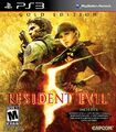 RE5 Gold Edition ps3