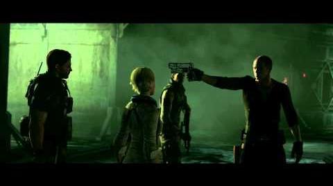 Resident Evil 6 all cutscenes - Blood Ties (Jake's version)