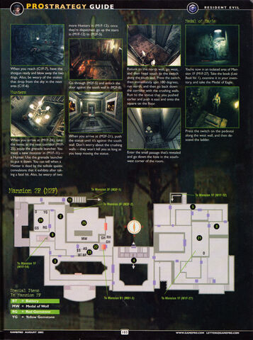 File:Resident Evil remake - GamePro - Issue 167 August 2002 - Jill guide Part 2 Page 103.jpg