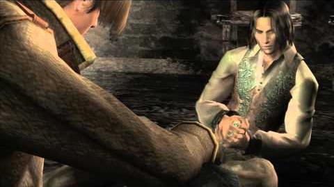 Resident Evil 4 all cutscenes - Chapter 1-1 Ending