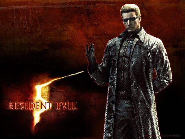 File:Albert Wesker as he is in resient evil 5.jpg