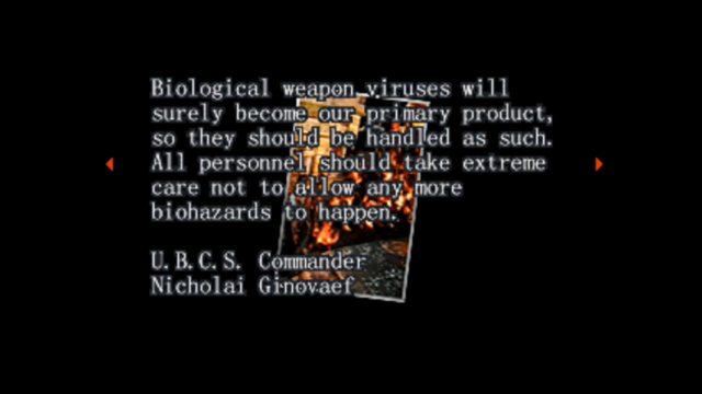 File:Survivor file - Report on destroyed Raccoon City - page 8.png
