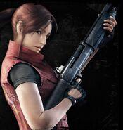 Claire riot gun