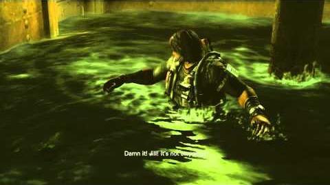 Resident Evil Revelations all cutscenes Episode 5-2 ending