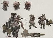 Resident-evil-revelations-concept-artwork-scagdead-monster