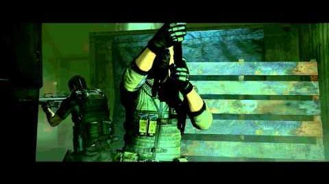 Resident Evil 6 all cutscenes - Chasing Down Ada (Chris' version)