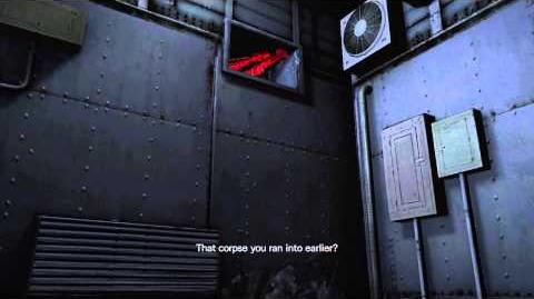 Resident Evil Revelations all cutscenes Previously Episode 5