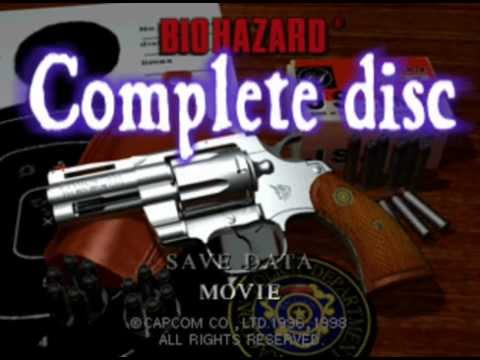 File:Biohazard complete disc - title screen.jpg