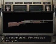 RE0 shotgun