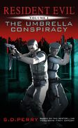 Umbrella Conspiracy cover - 2nd edition