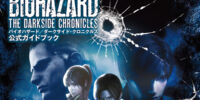 BIOHAZARD THE DARKSIDE CHRONICLES Official Guidebook