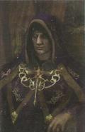 Osmund Saddler portrait 1