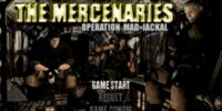 The Mercenaries - Operation: Mad Jackal