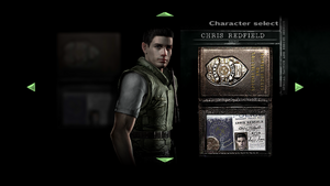 Chris S.T.A.R.S. Character Select.png