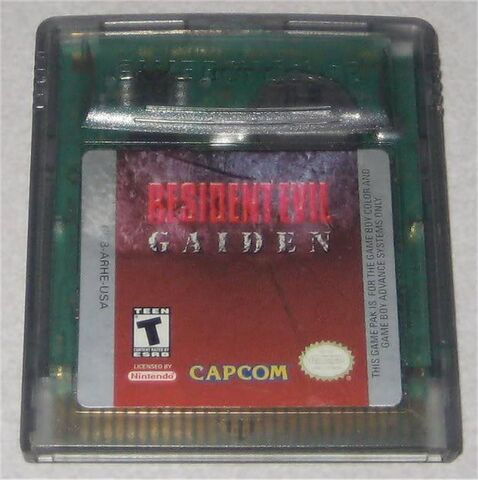 File:Resident Evil Gaiden cartridge.jpg