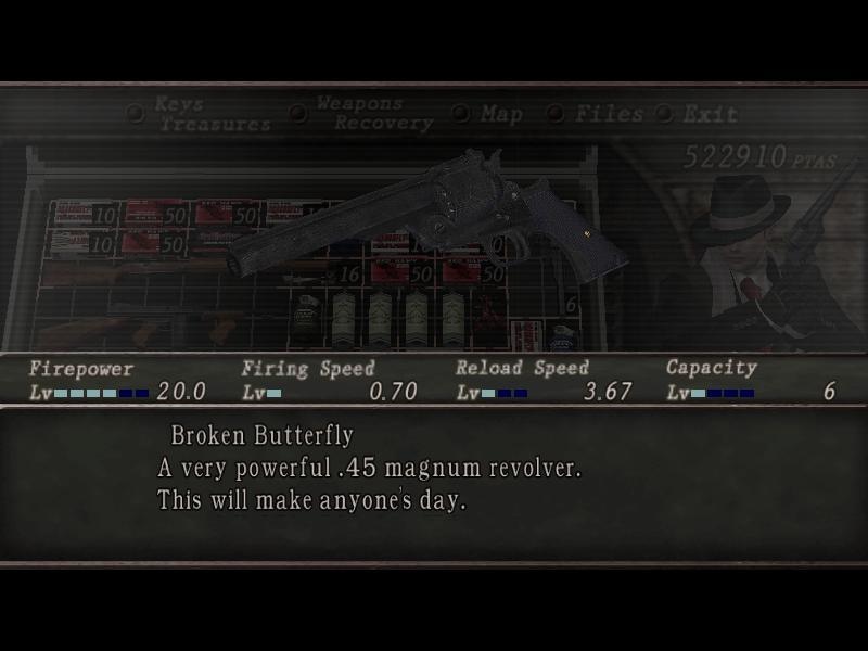 Broken Butterfly | Resident Evil Wiki | FANDOM powered by Wikia