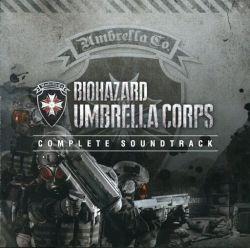 File:BIOHAZARD Umbrella Corps Complete Soundtrack album cover.jpg