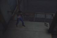 Code Veronica Rocket Launcher gameplay 1