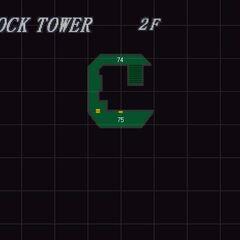 Карта второго этажа (балкон)