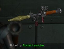 Rocket Launcher REV