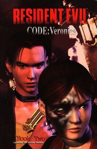File:Resident Evil Code Veronica Issue 2.jpg