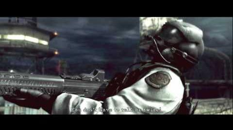 X360 Resident Evil 5 Desperate Escape - 03.Ending