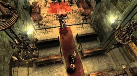 Resident Evil 4 all cutscenes - Chapter 2-1 ending