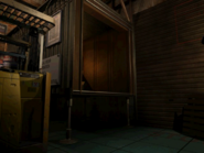 Resident Evil 3 background - Uptown - warehouse s - R10113
