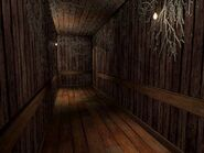 Resident Evil 1996 - Dormitory corridor - image 2