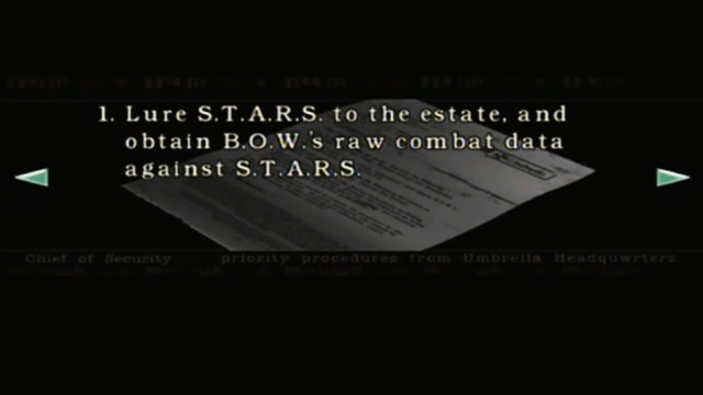 File:Resident Evil files - Mail from the Chief of Security page 3.png