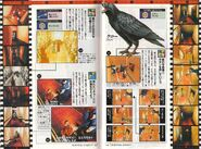 Sega Saturn Biohazard - scan 3