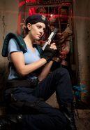 Julia Voth as Jill Valentine 20