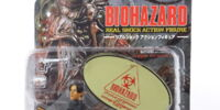 BIOHAZARD REAL SHOCK ACTION FIGURE