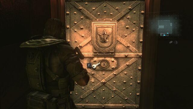 File:Trident Key closed door in casino.jpg