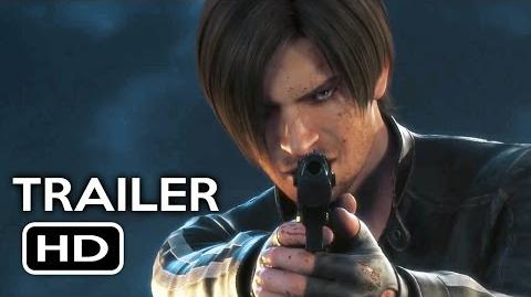 Resident Evil Vendetta Official Trailer 1 (2017) Animated Movie HD