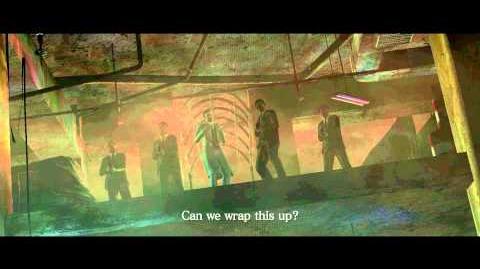 Resident Evil 6 all cutscenes - Derek's True Nature (Jake's version)