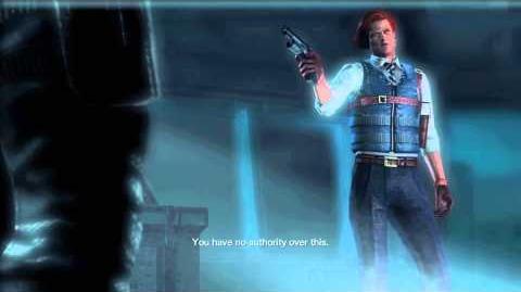 Resident Evil Revelations all cutscenes Episode 3-2 opening