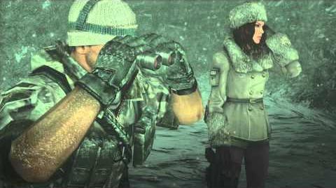 Resident Evil Revelations all cutscenes Episode 2-1 ending